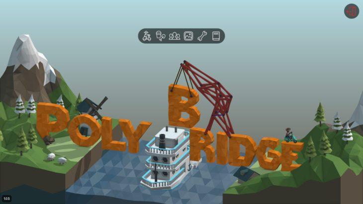 poly bridge bgm